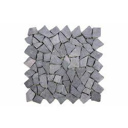 Mozaika marmurowa Garth na siatce szara 1 mata