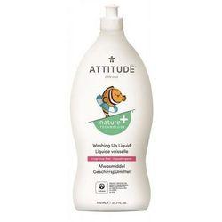 ATTITUDE Płyn do mycia butelek i akcesoriów dziecięcych Bezzapachowy 700ml