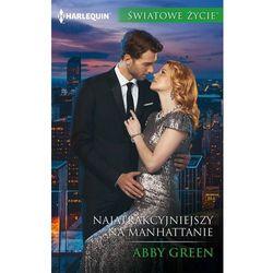 Najatrakcyjniejszy na Manhattanie - Abby Green (MOBI)