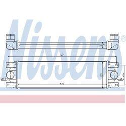 Chłodnica powietrza doładowującego - intercooler NISSENS 96768