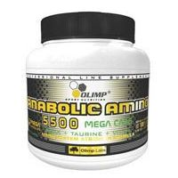 Aminokwasy, Amino Anabolic 5500 Mega Caps - 360 kaps