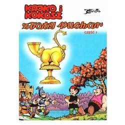 Kajko i Kokosz. Złoty puchar cz.1 (opr. broszurowa)