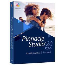 Corel Pinnacle Studio 20 Plus PL/ML DVD BOX