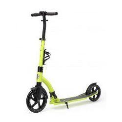 Składana aluminiowa hulajnoga Bike Star 230 Ultimate zielona