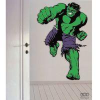 Naklejki na ściany, Naklejka Marvel Comics Life Size Hulk 70-486