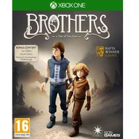 Gry PC, Brothers A Tale of Two Sons (PC)