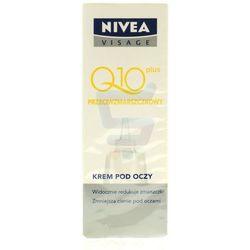 Nivea Q10 Plus Krem przeciwzmarszczkowy pod oczy 15ml - Nivea. DARMOWA DOSTAWA DO KIOSKU RUCHU OD 24,99ZŁ