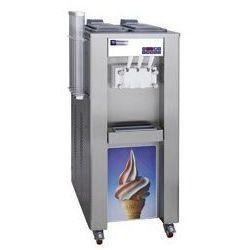 Maszyna do lodów włoskich | 2 smaki + mix | 45kg /h