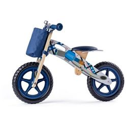 Woody Motocykl biegowy, niebieski