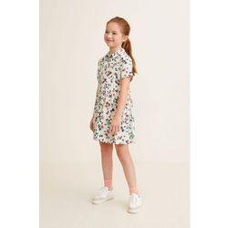 Mango Kids - Sukienka dziecięca Mateo 110-164 cm