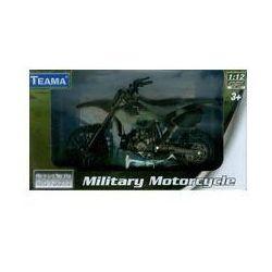 Teama Military Motor 1:12. Darmowy odbiór w niemal 100 księgarniach!