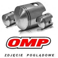 Tłoki motocyklowe, OMP TŁOK HONDA XR XR 650L (96-05), NX 650DOM. (87-03) 101,00MM=+1,00MM 4106D100