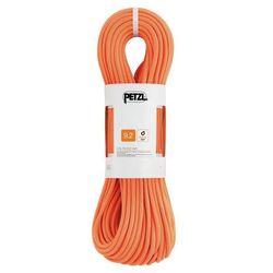 Petzl Volta Rope 9,2mm x 60m, pomarańczowy 2021 Liny połówkowe