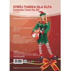 Tunika dla Elfa z czapką roz. uniwersalny