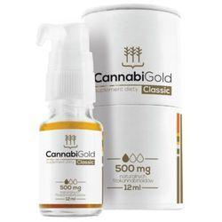 CannabiGold - Classic 5% CBD 500mg - 12ml