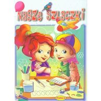 Książki dla dzieci, Nasze szlaczki (opr. miękka)
