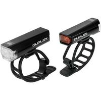 Oświetlenie rowerowe, Lampa przednia/ tylna Cateye SL-LD400 DUPLEX