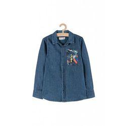 Koszula chłopięca jeansowa 2J3701 Oferta ważna tylko do 2022-09-19