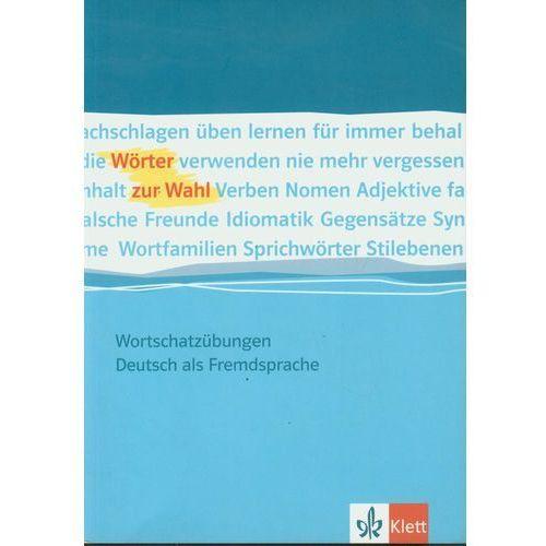 Książki do nauki języka, Worter zur wahl (opr. miękka)