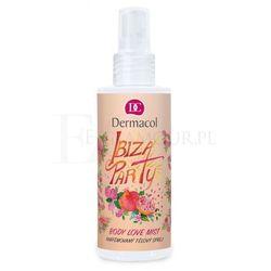 Dermacol Body Love Mist Ibiza Party spray do ciała dla dzieci 150 ml dla kobiet