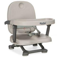 Krzesełko do karmienia Moolino ACE 1013-4 Szary