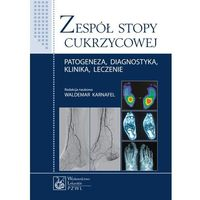 Książki o zdrowiu, medycynie i urodzie, Zespół stopy cukrzycowej. Patogeneza, diagnostyka, klinika, leczenie (opr. miękka)