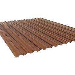 Płyta PCV trapezoidalna 0,9 x 2,5 m dymiona