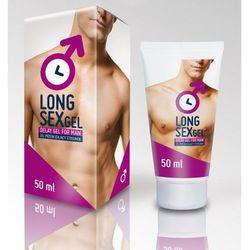 Long Sex Gel - jescze dłuższy seks