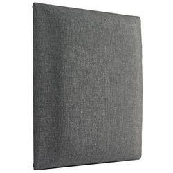 Panel tapicerowany Ciemnoszary 30 x 30 cm