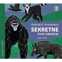 Sekretne życie zwierząt - Kruszewicz Andrzej G. - książka