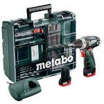 Wiertarko-wkrętarki, Metabo Powermaxx Basic