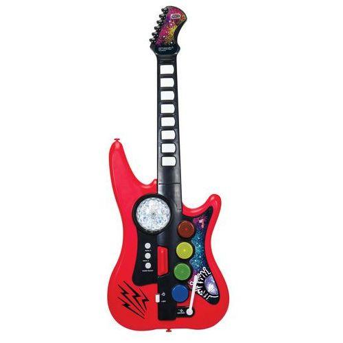 Instrumenty dla dzieci, My Music World Disco Gitara - Simba Toys. DARMOWA DOSTAWA DO KIOSKU RUCHU OD 24,99ZŁ