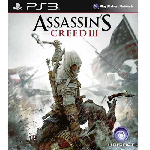Gry na PS3, Assassin's Creed 3 (PS3)