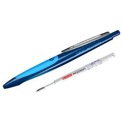 Długopis zmazywalny My Pen ciemno/jasno niebieski 369899