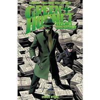 Komiksy, Zielony szerszeń Tom 1 Upadek z wysoka - Waid Mark (opr. miękka)