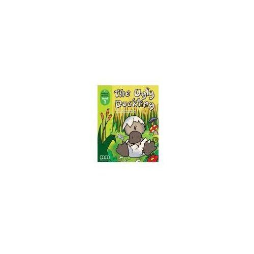 Książki dla dzieci, The ugly duckling + cd sb mm publications (opr. broszurowa)