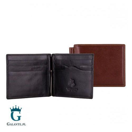 Etui i pokrowce, Portfel na banknoty i na karty płatnicze MZ-2 Auric