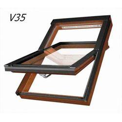 Okno dachowe FAKRO PTP-V/GO U3 78x118