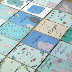 Baby Story - Karty do zdjęć Bunny