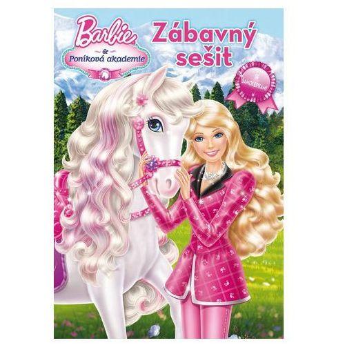 Książki dla dzieci, Barbie a Poníkova akademie Mattel