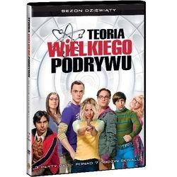 Teoria Wielkiego Podrywu, sezon 9 (DVD) - M.Cendrowski, P. Chakos, A. J. RICH