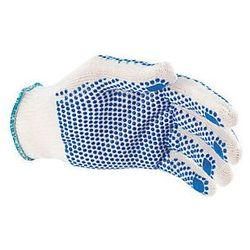Rękawice nakrapiane dwustronnie