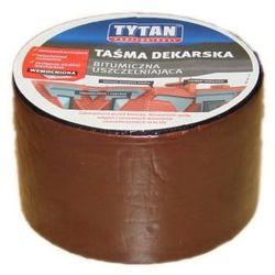 Taśma dekarska Tytan 10x30 cm brązowy
