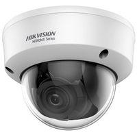Kamery przemysłowe, Kamera kopułowa wandaloodporna do monitoringu klatki schodowej, podwórka IK10 HWT-D340-VF 4 MPx 4in1 Hikvision Hiwatch