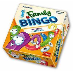 Trefl Gra Family Bingo - potyczki na patyczki