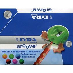 Lyra Temperówka Groove 24 sztuki (L7301150 FIL)