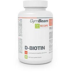 GymBeam D-Biotyna 90 kaps