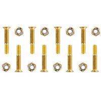 Śruby, Śruby do trucków (podwozia) 5x28 mm, Złoty