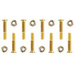 Śruby do trucków (podwozia) 5x28 mm, Złoty
