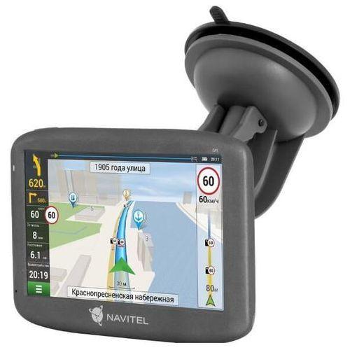 Nawigacja samochodowa, Navitel E505 Magnetic